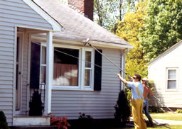 Exterior House Washing - All types of siding